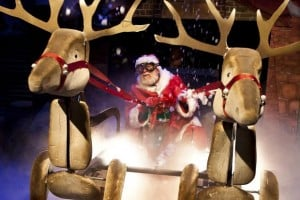 Review of Father Christmas at the Lyric Theatre in Hammersmith