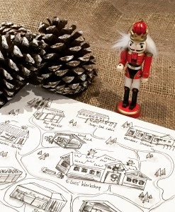 Creating magical Christmas memories with Elfie's Christmas Letters from the International Elf Service.