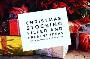 Christmas Stocking Filler & Christmas Present Ideas from the International Elf Service