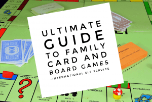 The Ultimate Guide to Family Card Games and Board Games. That special Christmas Day family tradition of playing together as a family is such a fun and memorable tradition to have.