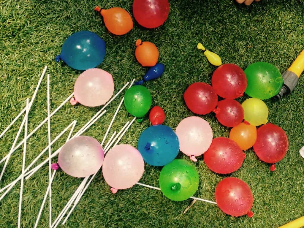 Indoor & outdoor party games to cover all weathers!